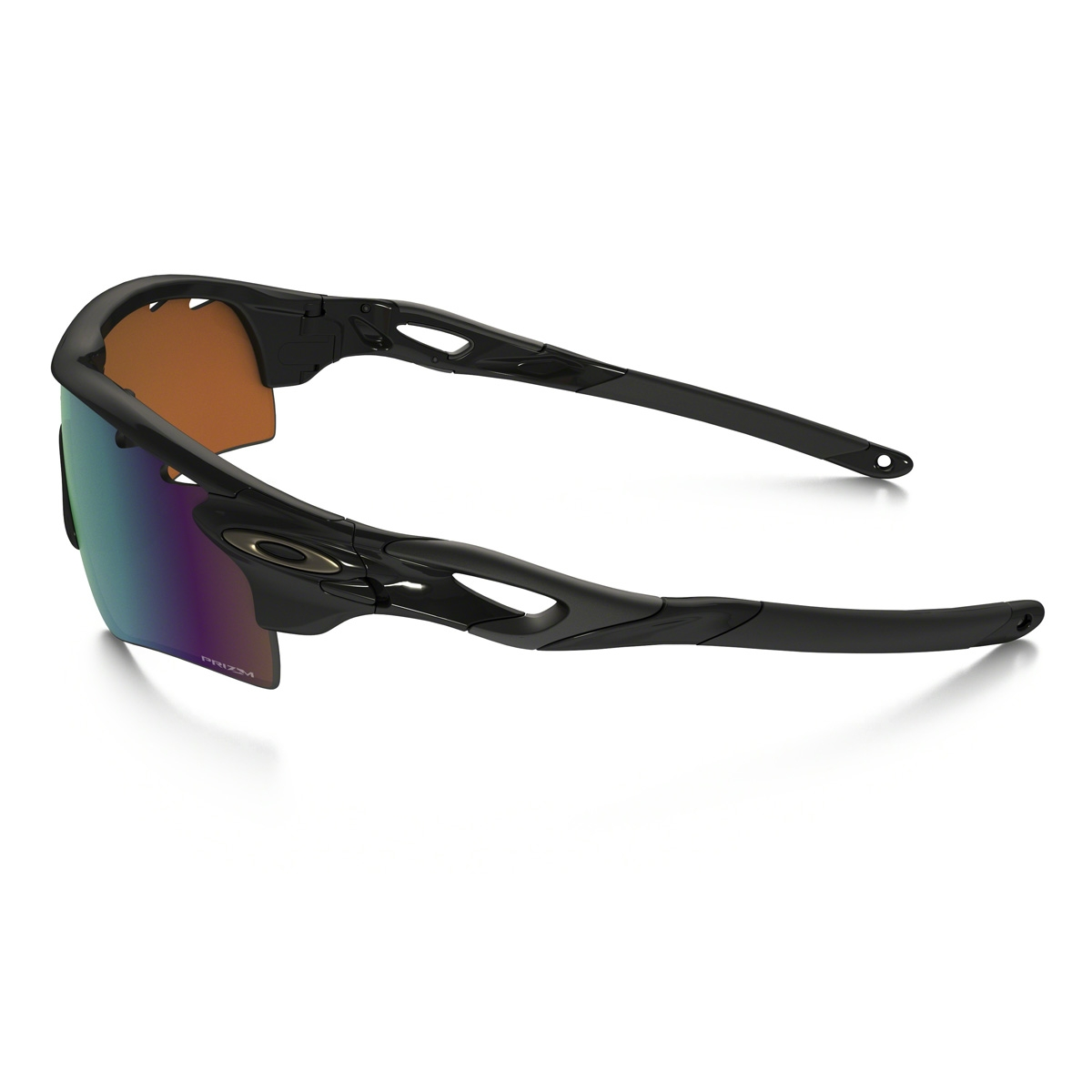 39bef83547 ... Image of Oakley Radarlock Path Array Men s Polarized Prizm Water  Sunglasses - Black Prizm Deep ...