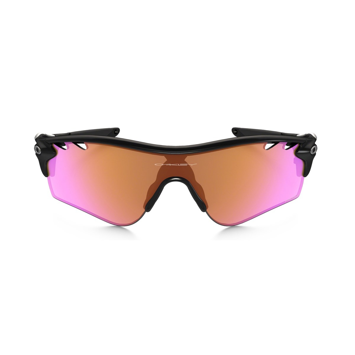 01e2a26e22 ... Image of Oakley Radarlock Path Men s Sunglasses - Polished Black    Prizm Trail   Clear