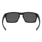 Image of Oakley Sliver MotoGP Sunglasses - Polished Black Frame/Ice Iridium Lens