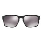 Image of Oakley Sliver Prizm Sunglasses - Polished Black Frame/Prizm Black Lens