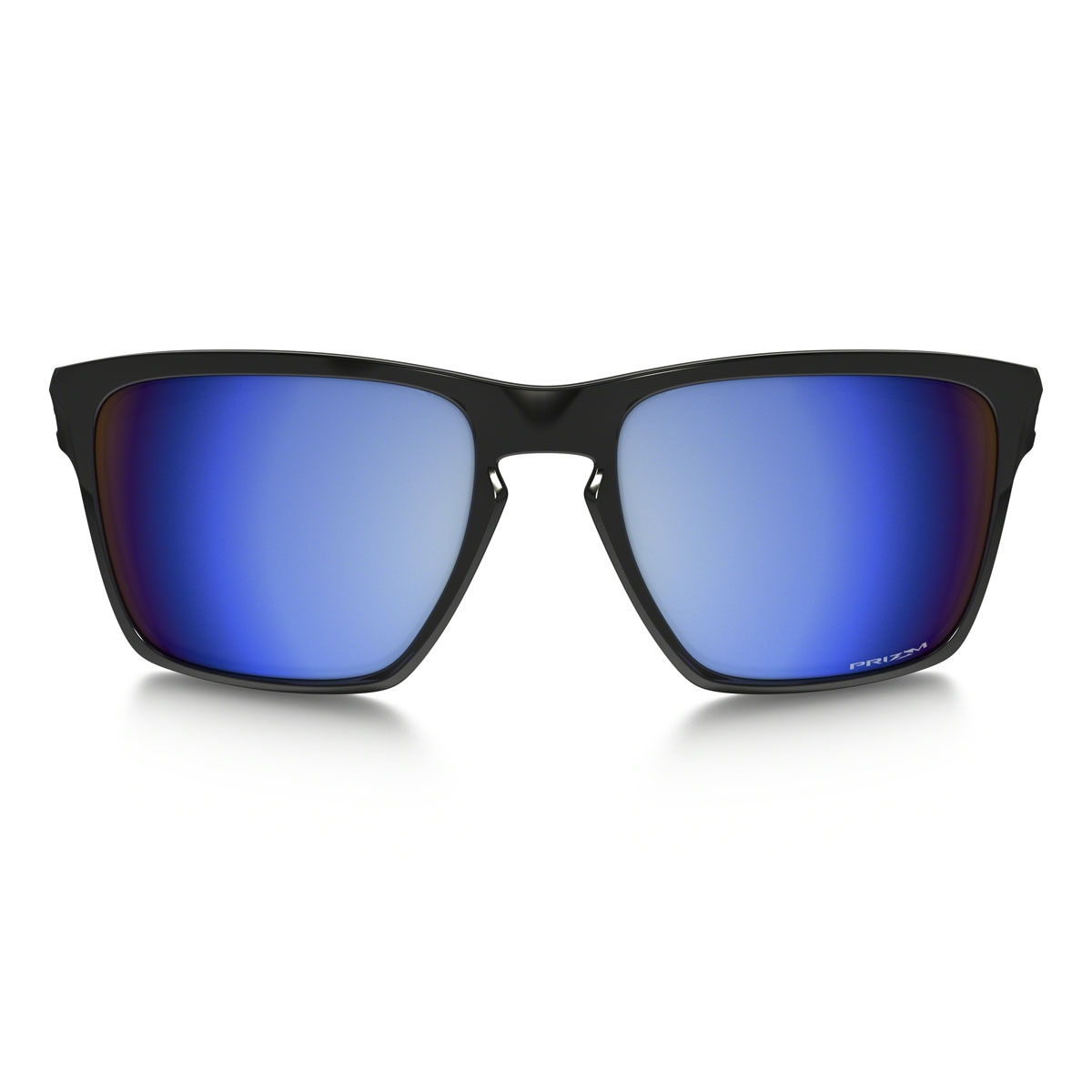 36f1765cc0b ... Image of Oakley Sliver XL Prizm Deep Water Sunglasses - Polished Black    Prizm Deep Water