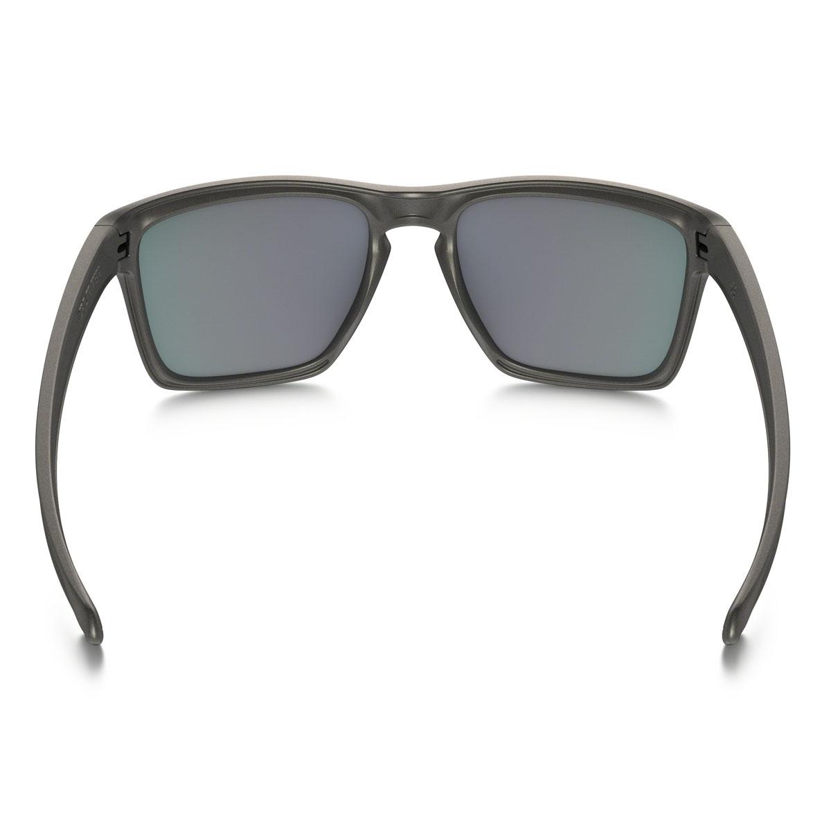 7a5656cc01930 ... Image of Oakley Sliver XL Sunglasses - Lead Frame   Torch Iridium Lens  ...