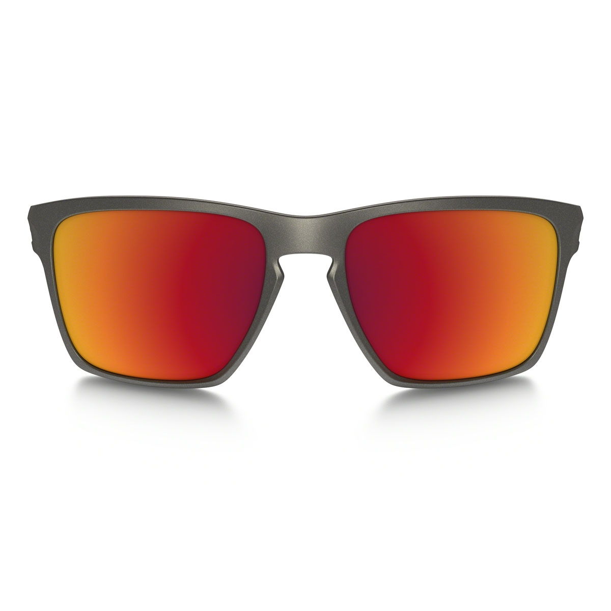 daf82ea61480c ... Image of Oakley Sliver XL Sunglasses - Lead Frame   Torch Iridium Lens