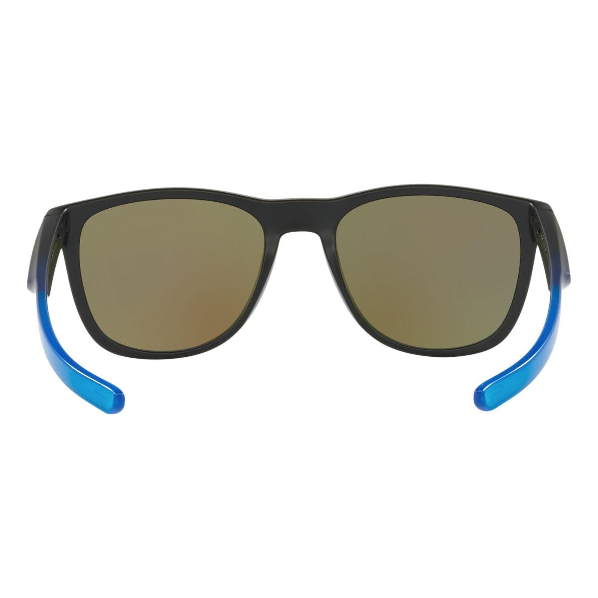 801629fd96 ... Image of Oakley Trillbe X Prizm Polarised Sunglasses - Sapphire Fade  Frame Prizm Sapphire Polarized ...