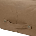 Image of Orvis Deep Field Collection Square Bed - Dark Khaki