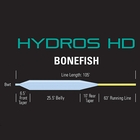 Image of Orvis Hydros HD Bonefish Floating Fly Line