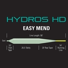 Image of Orvis Hydros HD Easy Mend Floating Fly Line