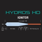 Image of Orvis Hydros HD Ignitor Tropical Floating Fly Line