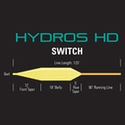 Image of Orvis Hydros HD Switch Floating Line