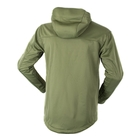 Image of Ridgeline Ascent Soft-Shell Jacket - Field Olive