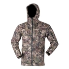 Image of Ridgeline Ascent Soft-Shell Jacket - DIRT Camo
