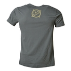 Image of Ridgeline Elliptical T-Shirt - Millennial Khaki