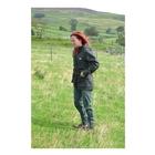 Image of Ridgeline Ladies Kea Jacket - Dark Olive