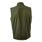 Image of Ridgeline Talon Soft Shell Vest - Moss Green