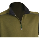 Image of Ridgeline Trail Top - Olive/Grey