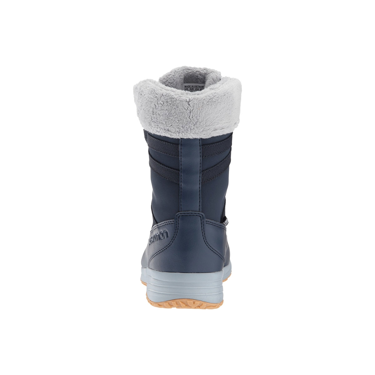 4bd4cbad8e8c ... Image of Salomon Heika LTR CS WP Womens Winter Boots (Women s) - Navy  Blazer ...