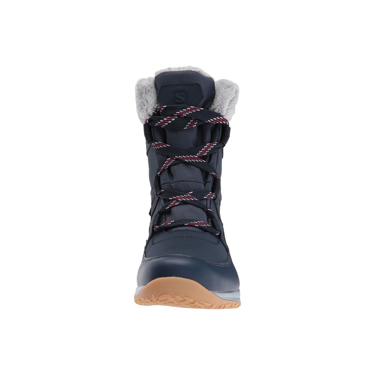 ad93b236e77e ... Image of Salomon Heika LTR CS WP Womens Winter Boots (Women s) - Navy  Blazer