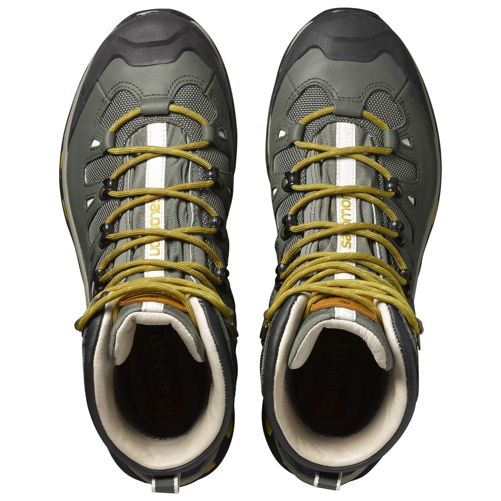 f42edcc97a75 ... Image of Salomon Quest Origins 2 GTX Walking Boots (Men s) - Tempest    Night ...