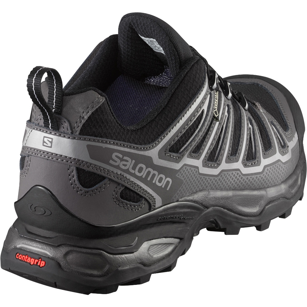 X Salomon Ultra Shoes Black Gtx Autobahn 2 men's Walking ZAArqR1