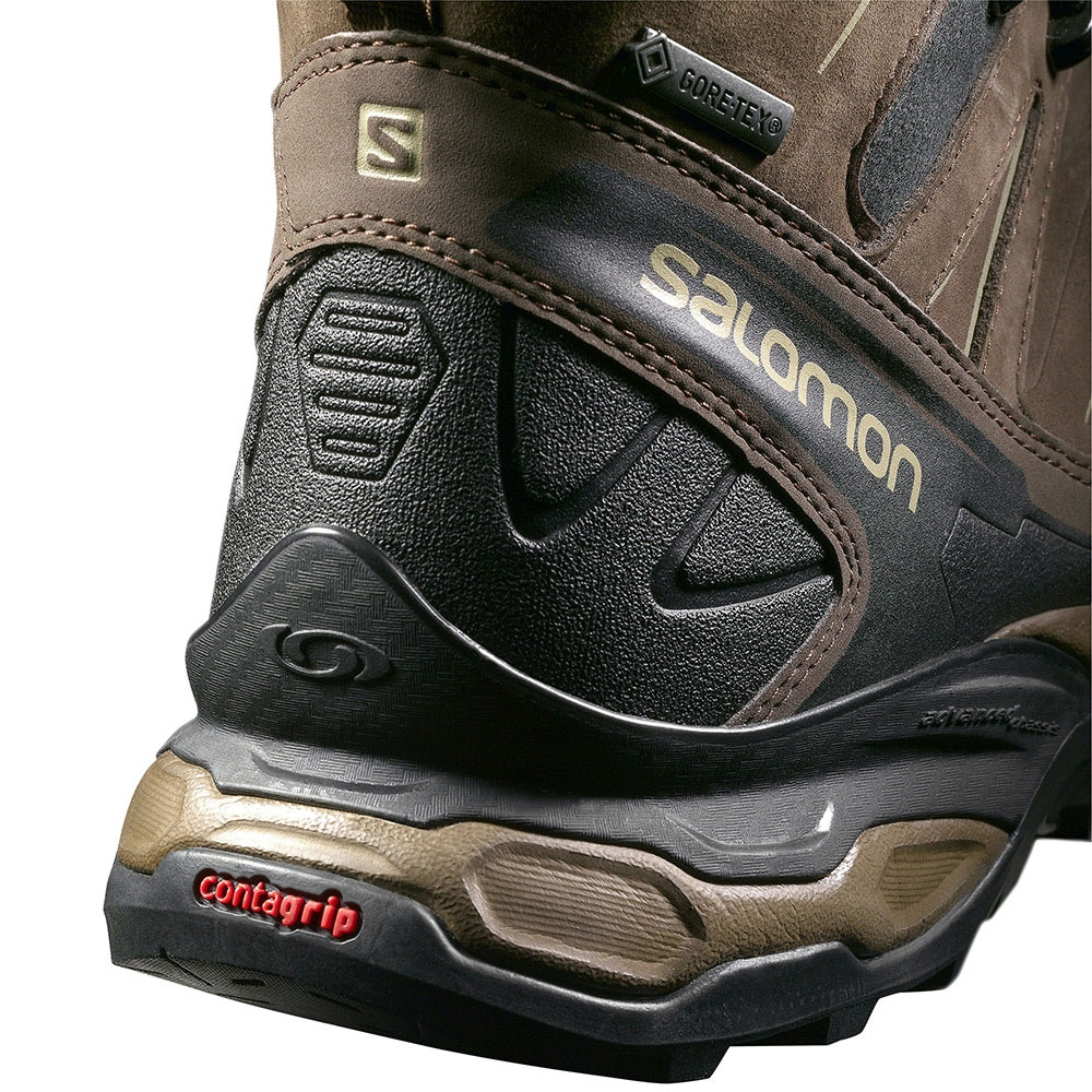 huge selection of c24b0 c92e4 Salomon X Ultra Trek GTX Walking Boots (Men's) - Absolute Brown-X / Black /  Navajo