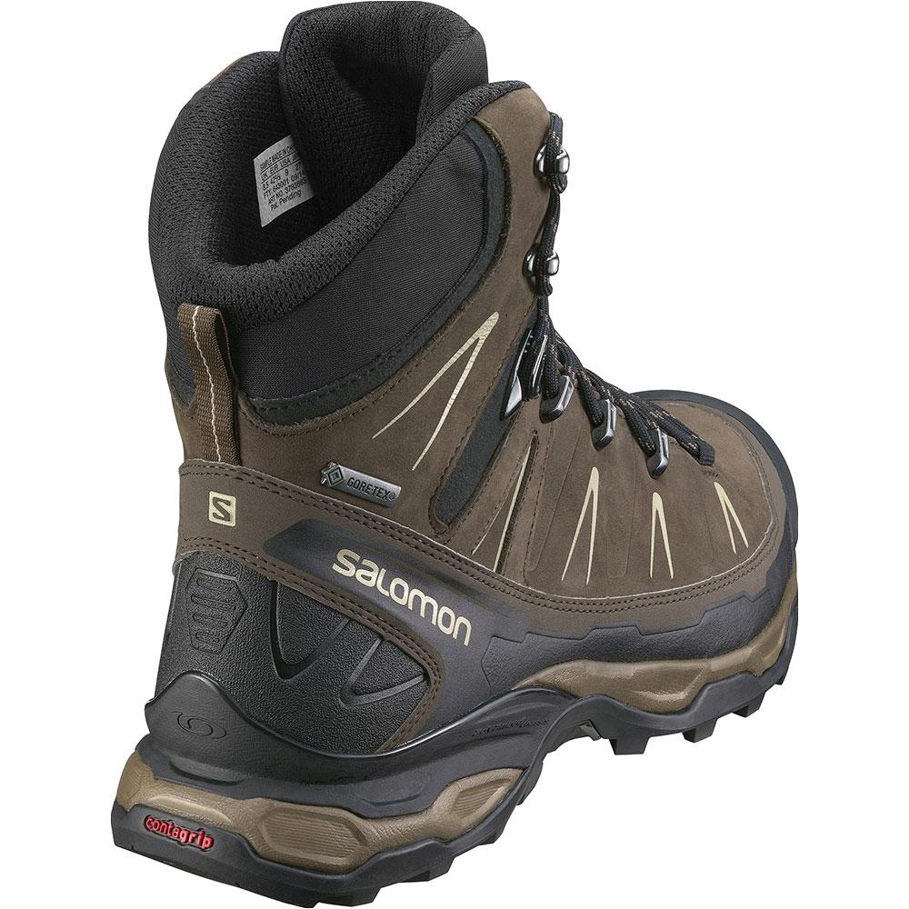 e7331cbea5d Salomon X Ultra Trek GTX Walking Boots (Men's) - Absolute Brown-X / Black /  Navajo