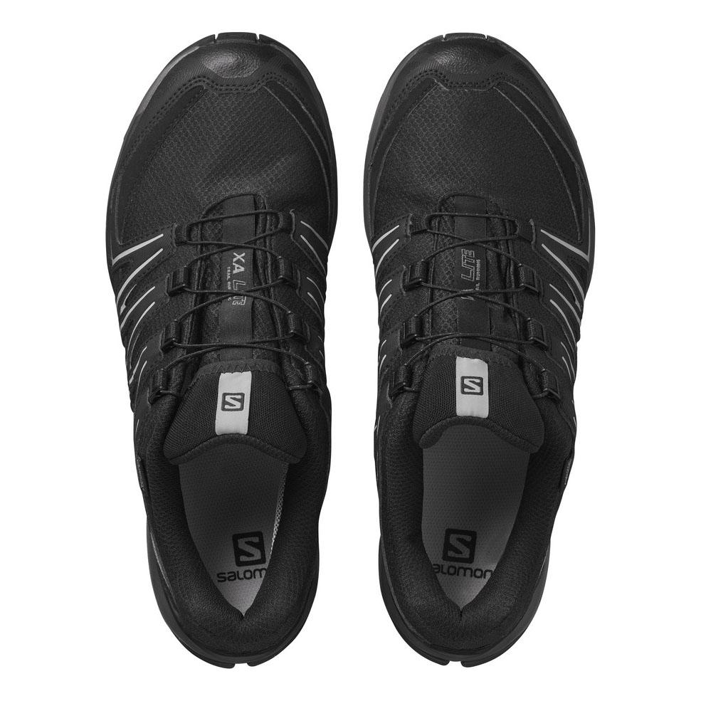 ad2b12b5 ... Image of Salomon XA Lite GTX Trail Running Shoes (Men's) - Black/Quiet  ...