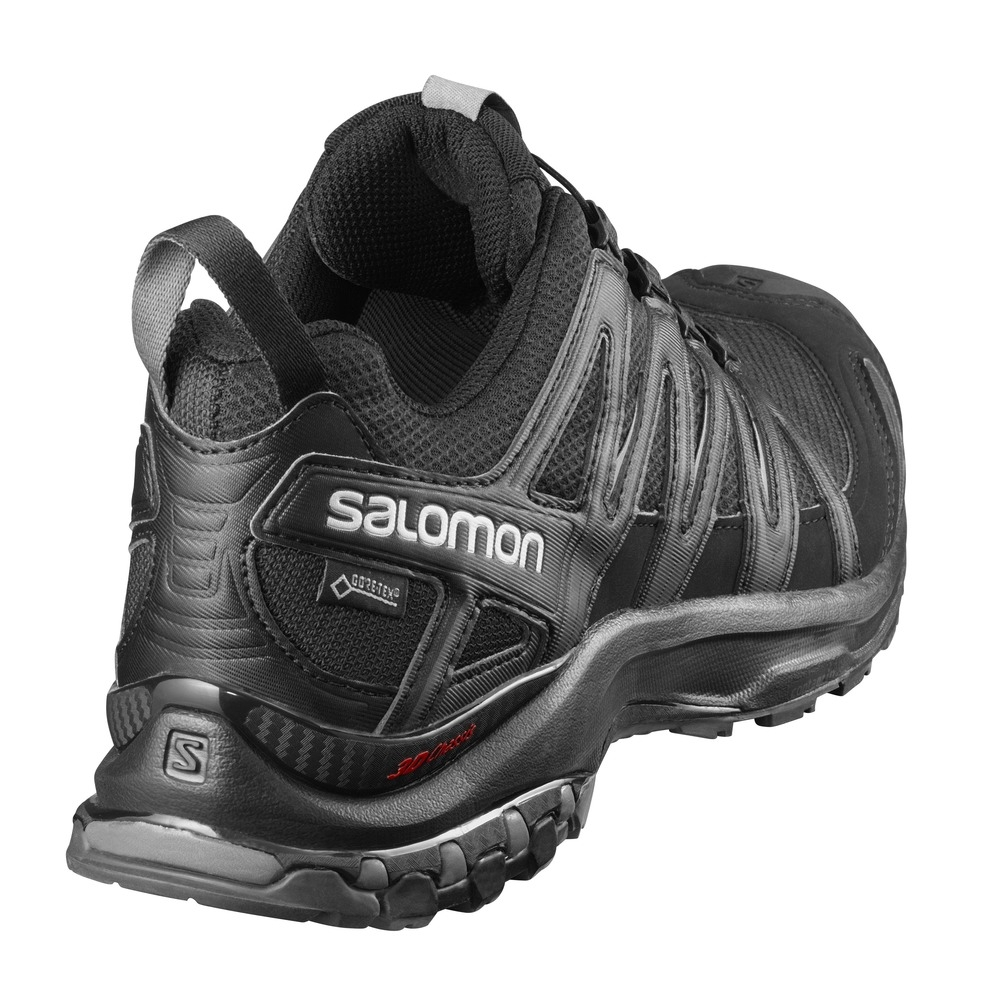 ... Image of Salomon XA Pro 3D GTX Walking Shoes (Men s) - Black Black ... 0aa028559f09