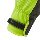 Image of SealSkinz All Weather Cycle Gloves (Men's) - Black/Hi Viz