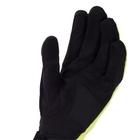 Image of SealSkinz All Weather Cycle Gloves (Women's) - Black/Hi Viz