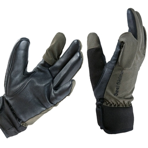 Image of SealSkinz Waterproof All Weather Shooting Glove - Olive