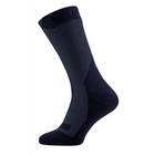 Image of SealSkinz Trekking Thick Mid Socks - Black/Anthracite