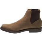 Image of Sebago Turner Chelsea WP Casual Boots (Men's) - Dark Taupe Nubuck