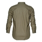 Image of Seeland Colin Long Sleeved B/U Shirt - Forest Night Check