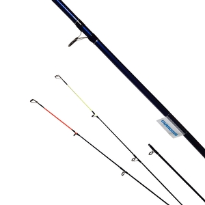 Image of Shimano 2 Piece+tips Nexave Lite/Rough Ground Surf Rod - 13ft (with the tip) (supplied with a choice of 2No 57cm Tips)