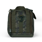 Image of Shimano Trench Gear Deluxe Camera Bag - Camo