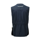 Image of Shooterking Clay Shooter Vest - Blue