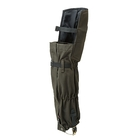Image of Shooterking Hardwoods Gaiters - Long - Dark Olive/Brown