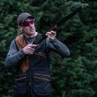 Image of Shooterking Pro-Trap Vest - Black