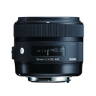 Image of Sigma 30mm f1.4 DC HSM Art Lens - Canon Fit