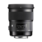 Image of Sigma 50mm f1.4 DG HSM Art Lens - Canon Fit