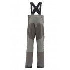 Image of Simms Contender Insulated Bib - Gunmetal