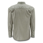Image of Simms Cuda Long Sleeve Shirt - Olive