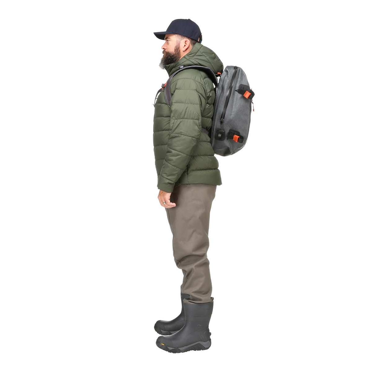 674eb237313b ... Image of Simms Dry Creek Z Backpack - 2018 Model - Pewter ...