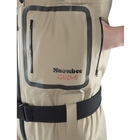 Image of Snowbee Geo-5 Breathable Zip Front Stocking Foot Chest Waders (Save £150)