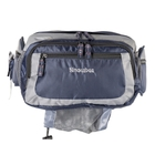 Image of Snowbee Lure Fishing Vest & Bum Bag - Blue