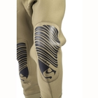 Image of Snowbee Classic Neoprene Stockingfoot Chest Waders - Light Olive