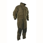 Image of Snowbee Prestige 2 Breathable Over-Trousers - Dark Olive Green