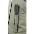Image of Snowbee Prestige Long Fly Fishing Waistcoat - Olive Green