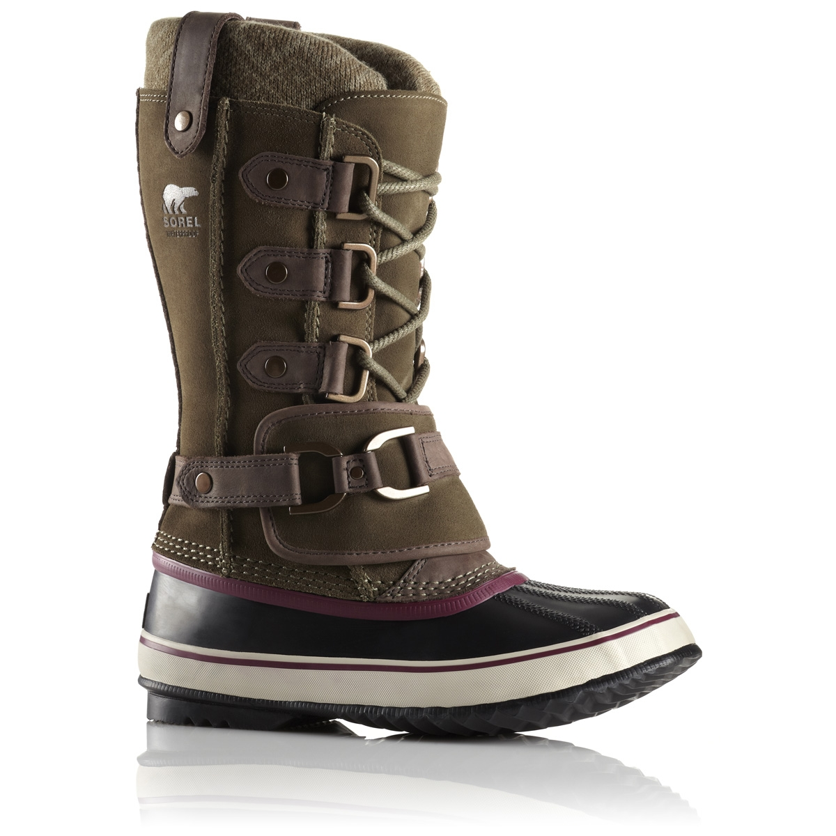 new images of united kingdom latest fashion Sorel Joan of Arctic Premium Boot (Women's) - Peatmoss