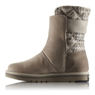 Image of Sorel Newbie Blanket Boots (Women's) - Silver Sage